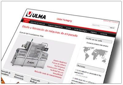 ULMA Packaging lanza un nuevo website para el mercado Latinoamericano: www.ulmapackaging.com.mx