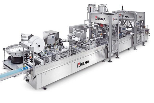 Automatización de carga a Termoformado / Termosellado
