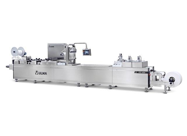 Termoformadora higienizable TFS 600
