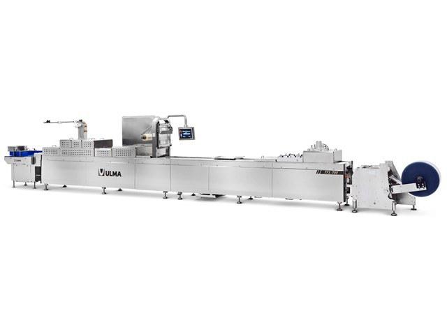 Termoformadora higienizable TFS 700
