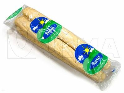 Empacado de barras de pan en flow pack (hffs)