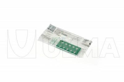 Empacado en flow-pack de kits para diagnóstico con film barrera