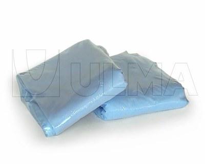 Enfajado de pilas de toallas y ropa en film polietileno retráctil de baja densidad (LDPE)